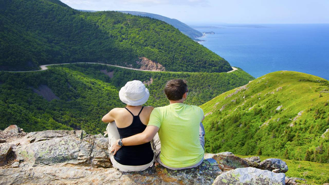 Skyline Trail, Cape Breton Highlands National Park