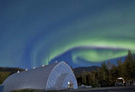 Ice Museum, Fairbanks