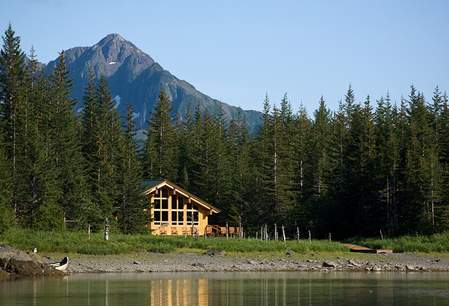 Kenai Fjords Glacier Lodge - Alaska