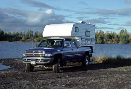 4x4 Truck Camper, Go North - Askja Reizen