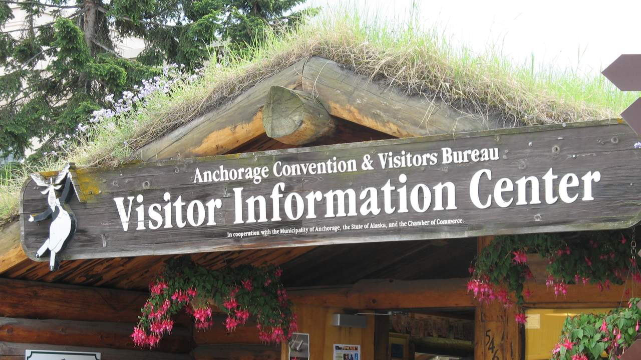 Visitor Information Center, Anchorage