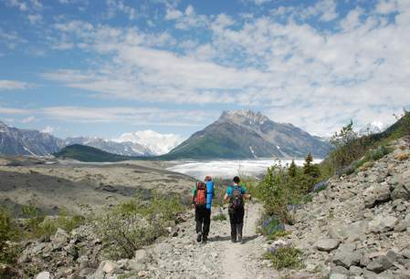 Wrangell St. Elias Mountains National Park