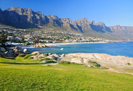 Camps Bay - Kaapstad