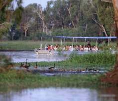 Yellow Waters cruise - Kakadu N.P.