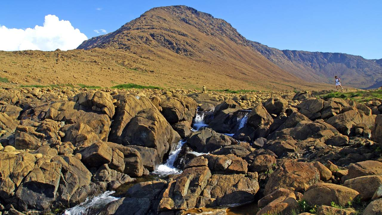 Tablelands Trail, Gros Morne National Park