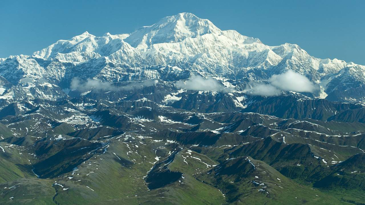 Mount Denali, Denali National Park