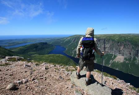 Gros Morne National Park, Oost-Canada