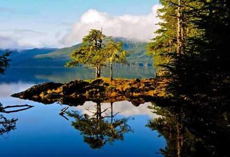 Haida Gwaii Askja Reizen