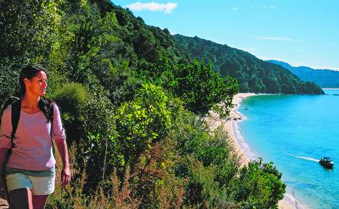 Coastal Track - Abel Tasman National Park