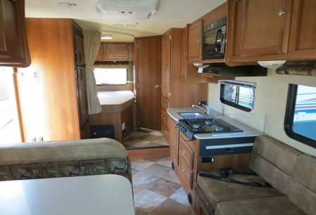 interieur 22 ft camper go north interieur 22 ft camper go north