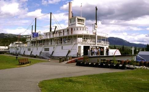 S.S. Klondike National Historic Site, Whitehorse